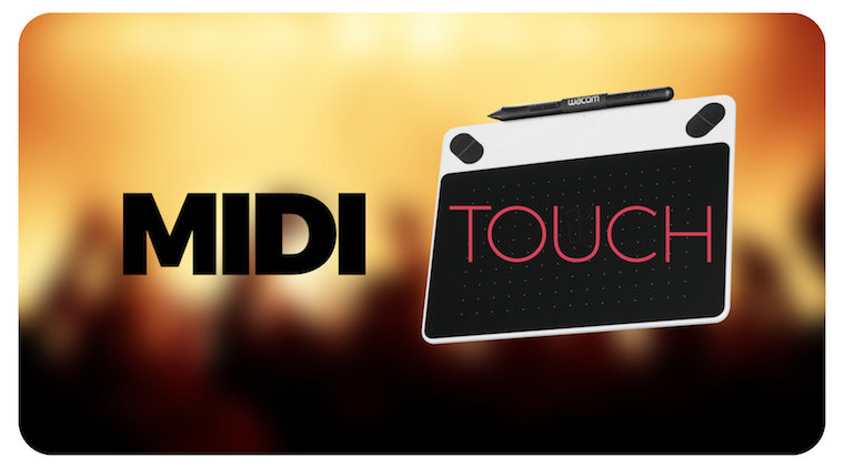 MIDI Touch details